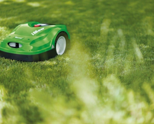 imow lawnmower